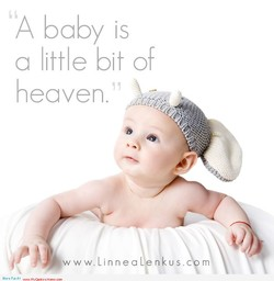 A baby is 