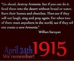 u Go ahead, destroy Armenia. See if you can do it. 