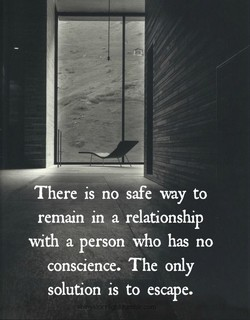 There is no safe vvray to 