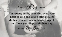 our pretty smile, your kind eyes', your 