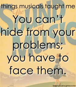 thingsmusicals taught me 