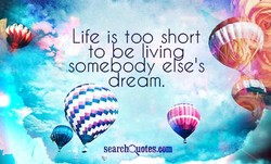 Life i too short 