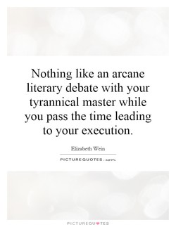 Nothing like an arcane 