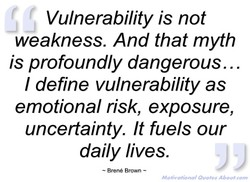 Vulnerability is not 