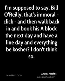 11m supposed to say, Bill 