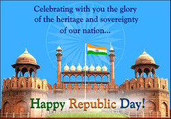 Celebrating with you the glory 