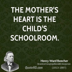 THE MOTHER'S 