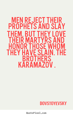 MEN REJECT THEIR 