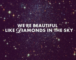 WE'RE BEAUTIFUL 