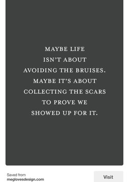 MAYBE LIFE 