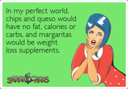 In my perfect world, 