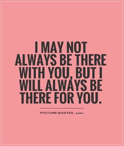 I MAY NOT