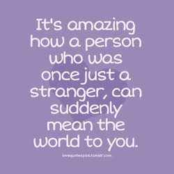 It's arnazing 