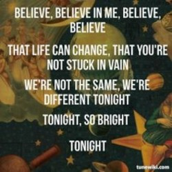 'BELIEVOE INME, BELIEVE, 