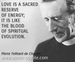 LOVE IS A SACRED 