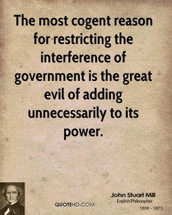The most cogent reason 