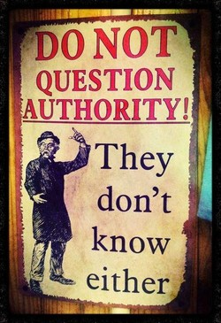 I DO NOT 