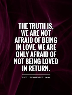THE TRUTH IS, 