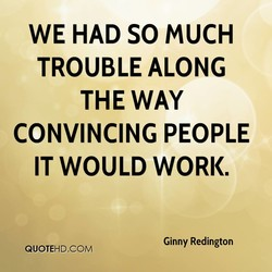 WE HAD SO MUCH 