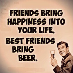 FRIENDS BRING 