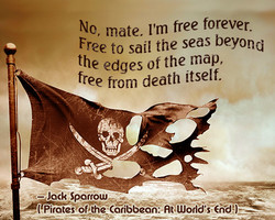 NO, mate. I'm free forever. 