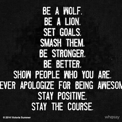 BE A ROLF. 