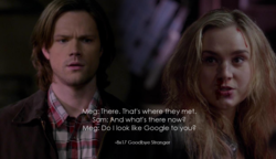 M g:lhere. That's where they met. 