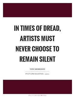 IN TIMES OF DREAD, 
