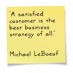 satisfied 