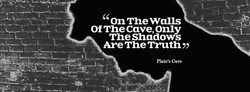on The walls 