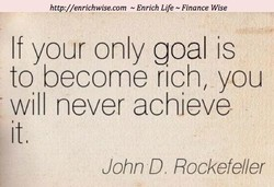 http://enrichwise.com Enrich Life Finance Wise 