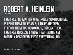 ROBERT A. HEINLEIN 