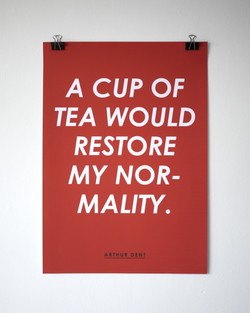 A CUP OF 