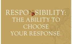 RESPOSIBILITY: 