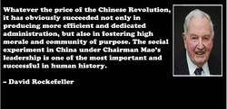 Whatever the price of the Chinese Revolution, 