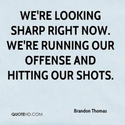 WE'RE LOOKING 