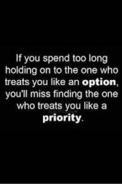 If you spend too long 