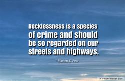 Recklessness is a soecies 