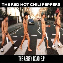 THE RED HOT CHILI PEPPERS yust THE ABBEY E.P