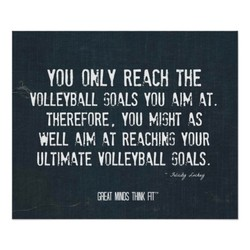 YOU ONLY REACH THE 
