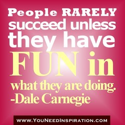People RARELY 