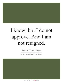 I know, but I do not 