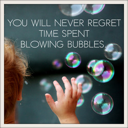 YOU WILL NEVER REGRET 