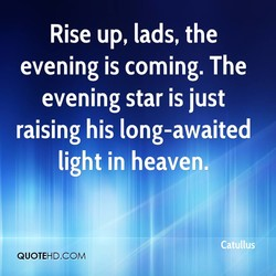 Rise up, lads, the 
