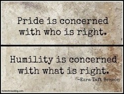 Pride is bpncephed 