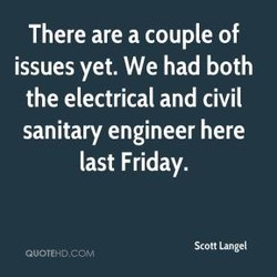 There are a couple of 