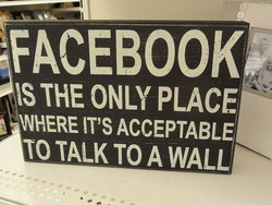 •FACEBOOK 
