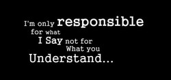 rm only responsible 
