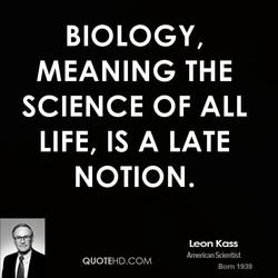 BIOLOGY, 