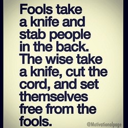Fools take 